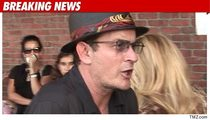 Charlie Sheen Checks In to Rehab