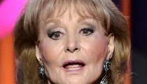 Barbara Walters -- Reportedly Calling It Quits in 2014
