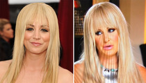 Kaley Cuoco -- Is a 'Real Housewife?'
