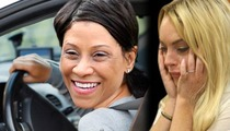 Shawn Holley to Judge: Get Me Out Of Lindsay Lohan's Life ... STAT!!!