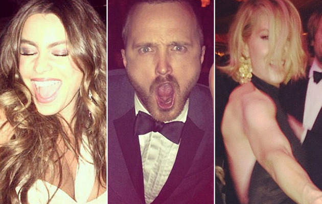 SAG Awards: Stars Share Party Pics on Twitter!