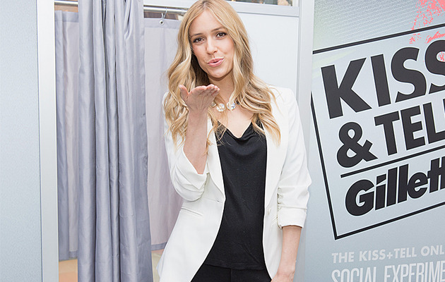 Kristin Cavallari Weighs In On The Scruffy Versus Smooth Debate