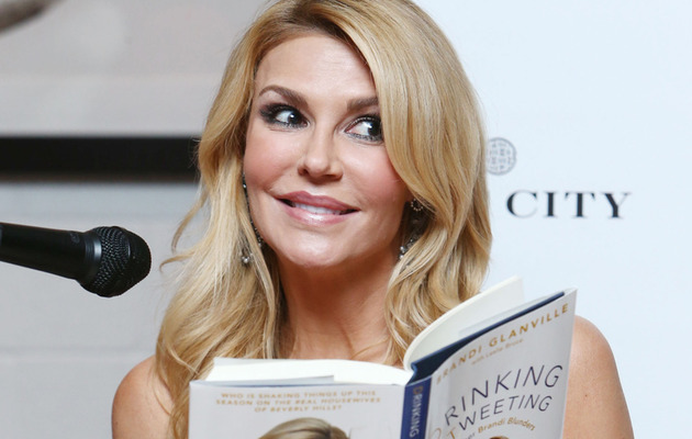 Brandi Glanville Reveals Shocking Cosmetic Surgery Procedure