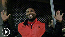 Rampage Jackson -- The UFC Treated Me Like Crap