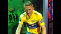 Lance Armstrong -- Legacy Waxed ... Titles Stripped from Museums