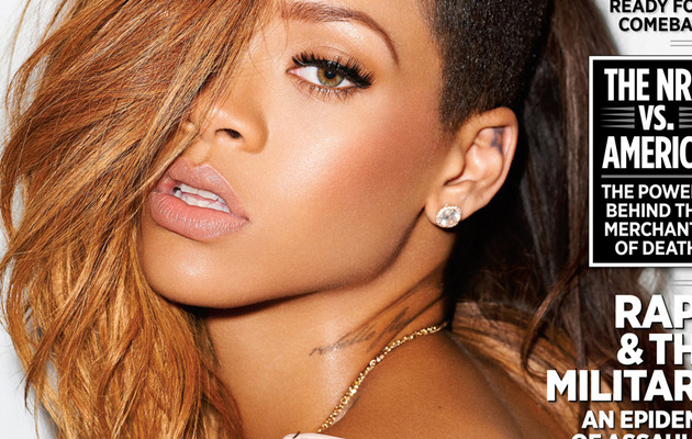 Rihanna on Chris Brown: If It's a Mistake, It's My Mistake