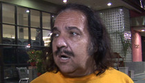 Ron Jeremy Hospitalized -- In Critical Condition With Heart Aneurysm [Update]