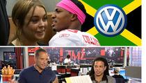 TMZ Live: Lindsay Lohan -- Singing the New Attorney Blues?