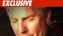 Costner 911 -- 'He's Violently Sick ... Throwing Up'