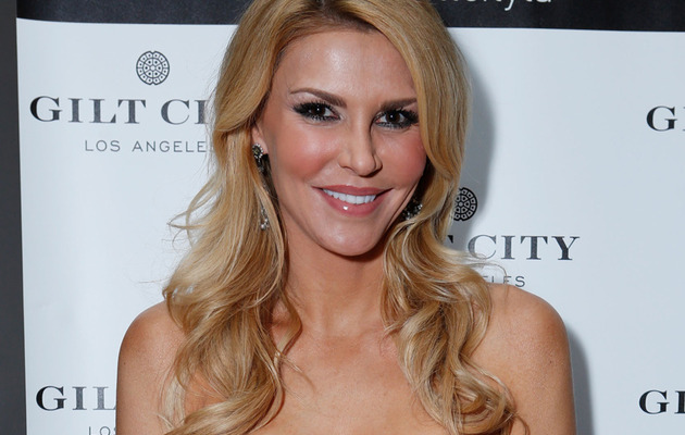 "Brandi Glanville Trash Talks LeAnn Rimes -- She's a ""Little Tramp!"""