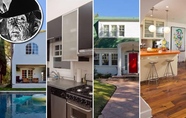 """A Nightmare On Elm Street"" Home Goes On Sale!"