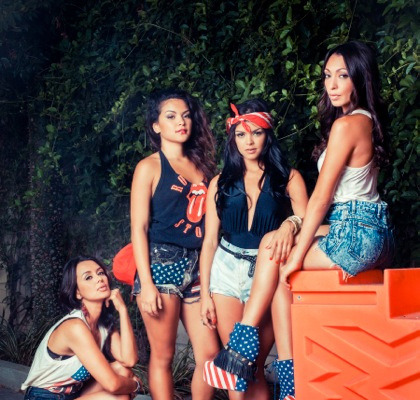 Bruno Mars' Sexy Sisters, The Lylas, Release First Music Video!