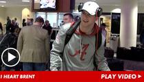 AJ McCarron -- No Hard Feelings Toward Brent Musburger