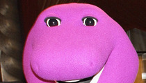 Barney the Dinosaur -- Creator's Son Charged with Attempted Murder