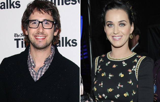 Josh Groban: I Dated Katy Perry, Too!