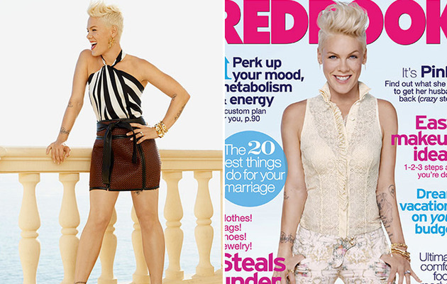 P!nk Opens Up About Carey Hart and Debuts New Music Video!