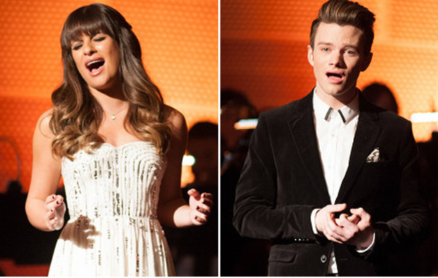 """Glee"" Battle: Rachel vs. Kurt Singing ""Les Miserables"""