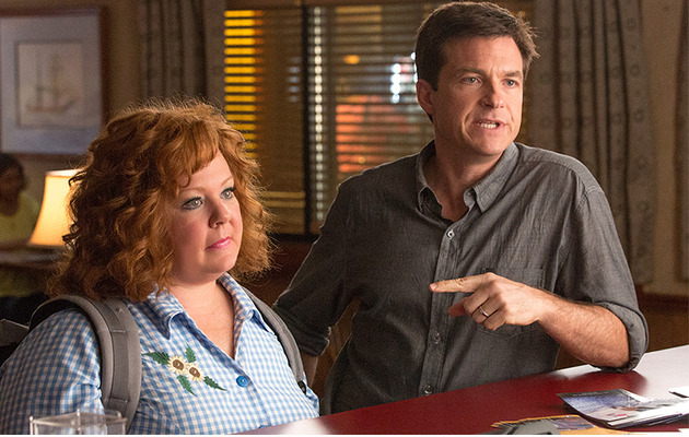 """Identity Thief"" Stars Talk Road Trip Craziness ... and (Real Life) Felonies"