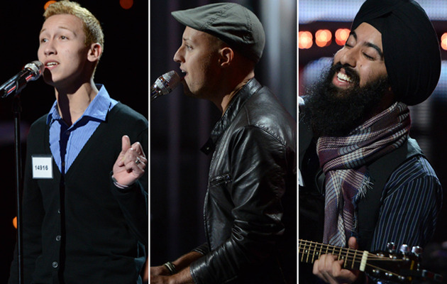 "The 5 Can't Miss ""American Idol"" Hollywood Round Guy's Solos"