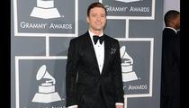 Justin Timberlake -- Suit & Bow Tie
