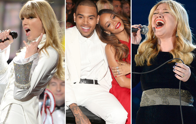 10 Can't-Miss Moments From The Grammy Awards