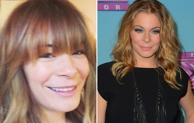 LeAnn Rimes Gets Bangs and Looks Better!