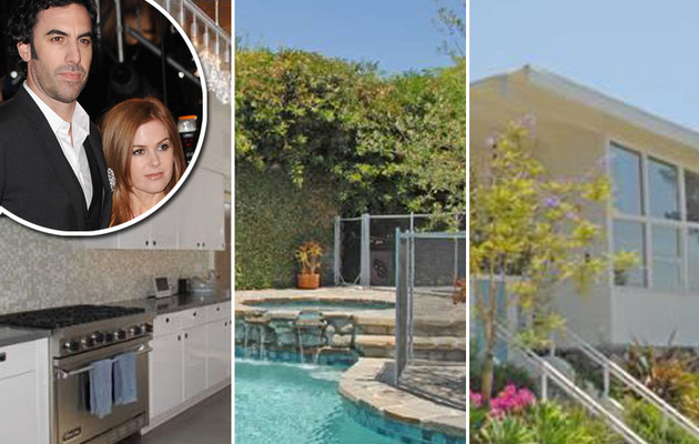 Sacha Baron Cohen Selling His Surprisingly Serious Home ... No Joke