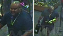 Christopher Dorner -- Alleged Cop Killer -- Shops for Scuba Gear 2 Days Before Murders (VIDEO)