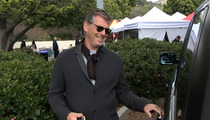 Pierce Brosnan -- James Bond Holdout for Academy Awards?