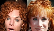 Carrot Top & Kathy Griffin: Funny Ladies!