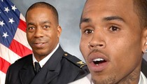 Police Chief Resigns in Chris Brown Probation Scandal