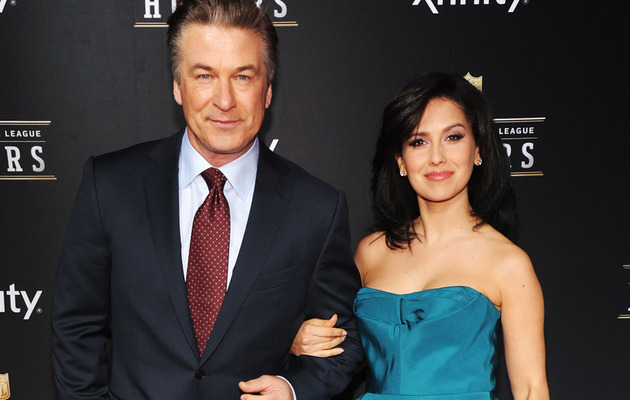 Alec Baldwin's Wife Hilaria is Pregnant!