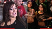 'Jersey Shore' Star Deena -- FURY at Boob-Flashing Look-alike at Mardi Gras