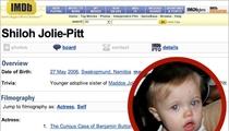 And Introducing ... Shiloh Jolie-Pitt