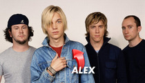 'The Calling' Singer Alex Band SUED for Allegedly Trying to Bang the Secretary