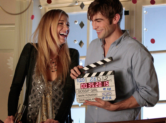 """Gossip Girl"" Final Season -- Watch the Blooper Reel!"