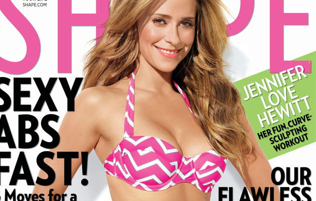 Jennifer Love Hewitt Flaunts Amazing Bikini Body