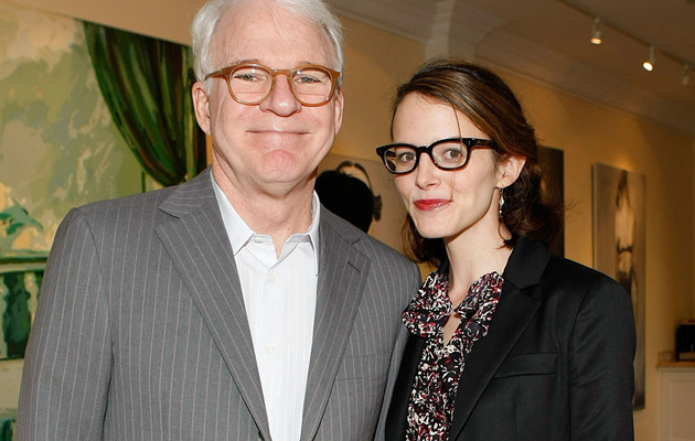 Steve Martin Welcomes Child at 67!