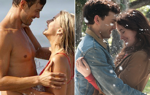 """Safe Haven"" vs. ""Beautiful Creatures"": What To Watch on Valentine's Day!"