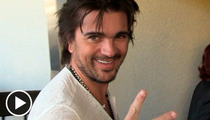 Juanes -- The Biggest, Hugest, Giantest Video ... Ever!