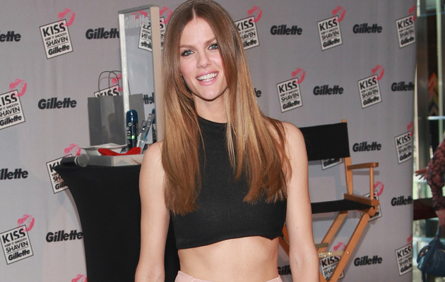 Brooklyn Decker on Shaving and Kate Upton!