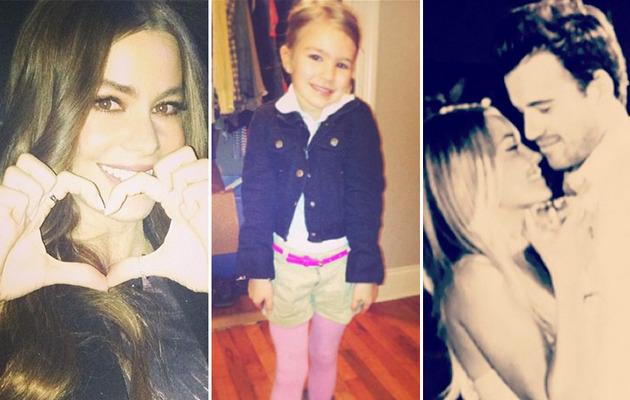 Flowers, Kisses & Candy: What the Stars Got for Valentine's Day
