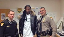 2 Chainz ARRESTED for Weed -- Says Cops Wanted Pics