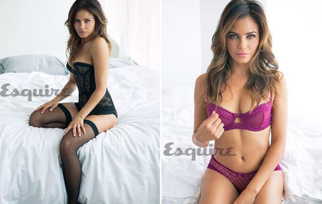 Jenna Dewan Tatum Strips Down For Sexy Shoot