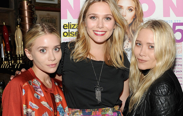 Elizabeth Olsen Turns 24 -- See More Famous Family Members!