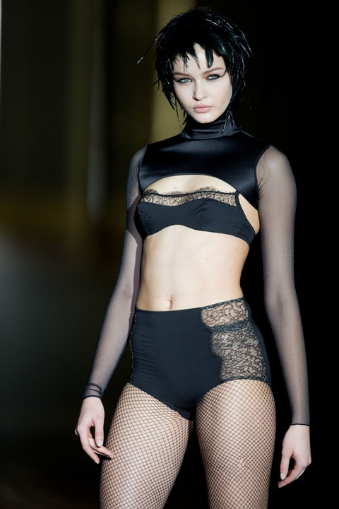 Mercedes Benz Fashion Week Madrid by Andres Sarda -- Sexy Snapshots!