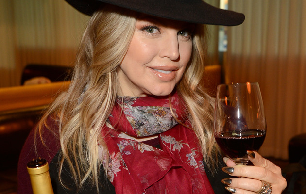 Oops! Fergie Hosts Wine Event Days Before Announcing Pregnancy