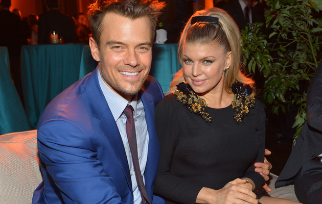 Confirmed: Fergie and Josh Duhamel Expecting a Baby!