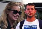 Lindsay Lohan -- Not Banging DJ Julian Cavin