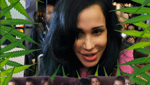 Octomom -- I Can Get STONED and Take Care of 14 Kids!